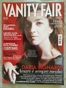 537 MAGAZINE VANITY FAIR 7 2009 DARIA BIGNARDI BRAD PITT ANGELINA JOLIE BETTANY