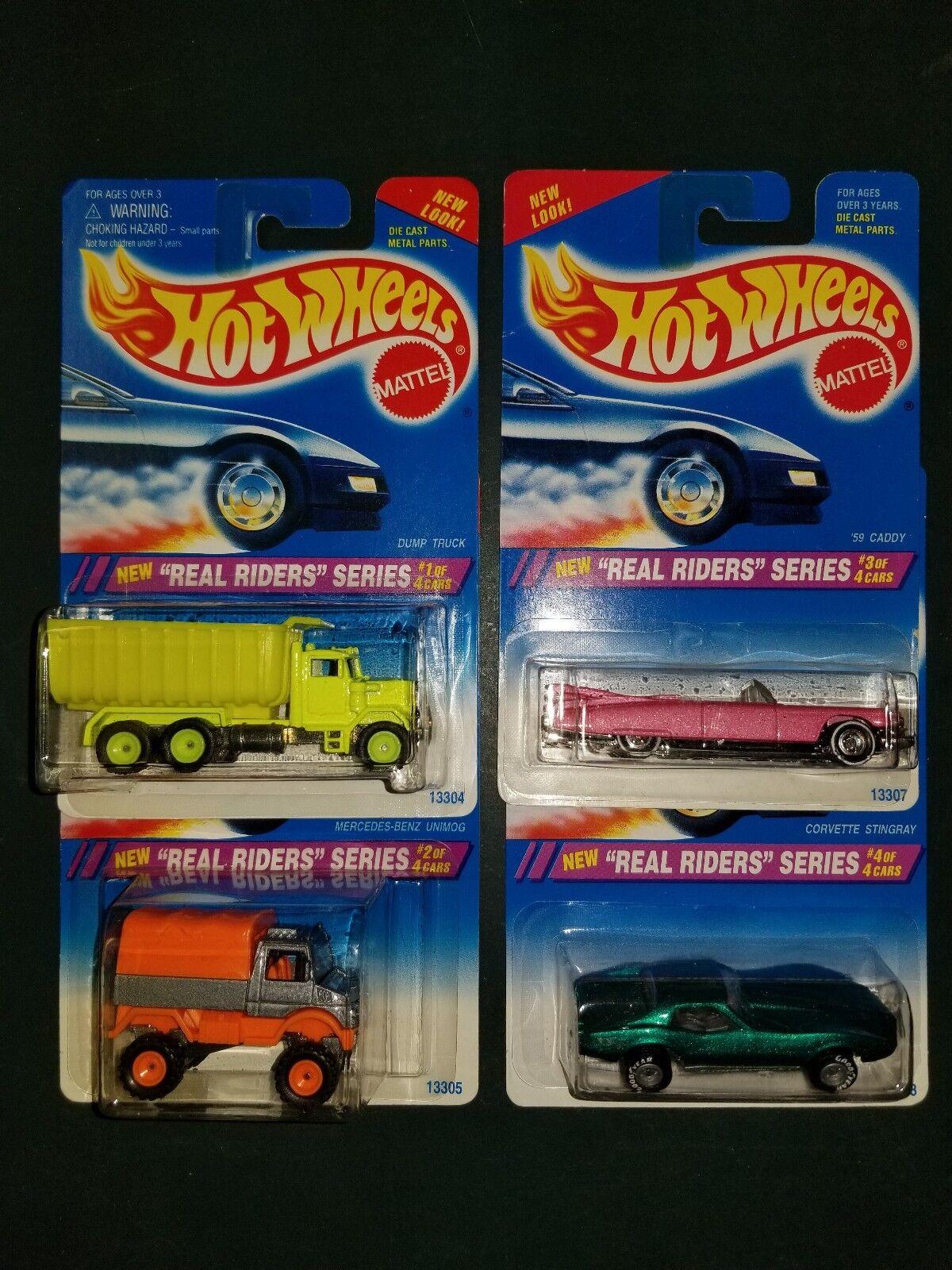 Heiße räder reiter. serie 1995 4 auto - set - free shipping