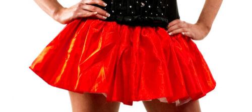 SATIN Tutu Gon na danza indossare una sottoveste sottogonna