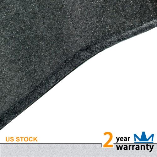 1pc Fits 2007-2013 Chevy Silverado Pickup Dark grey Dashboard Pad Mat Dash Cover