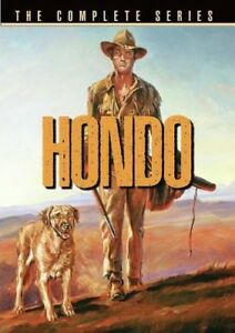 Hondo-The-Complete-Series-New-DVD-Manufactured-On-Demand-Boxed-Set-Full-F