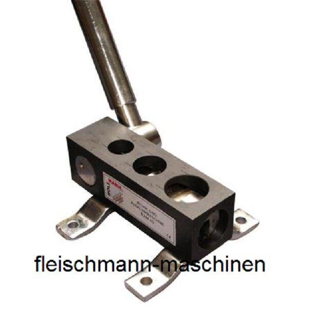 Holzmann Rohrausklinkmaschine RAM43 Ausklinkmaschine