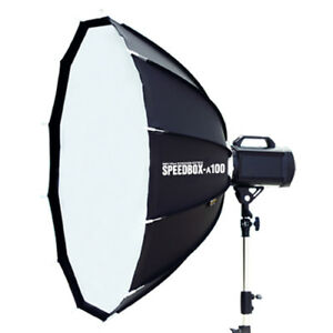 SMDV-ALPHA-SOFT-SPEED-BOX-A100-39-034-Diffuser-f-Studio-Speed-Light-Lite-Flash-Lamp