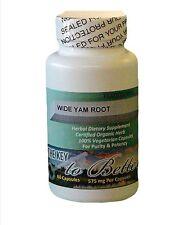 WILD YAM HERB-menopausal pain, cholesterol, hormone imbalances and premenstrual