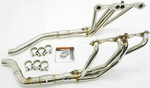 OBX-Exhaust-Header-Full-Length-For-92-93-94-95-96-Chevy-Corvette-C4-LT1-LT4-C