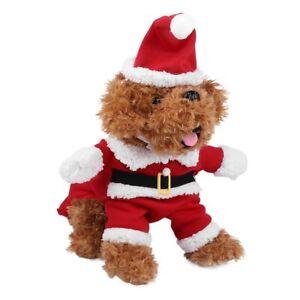 Pet-Christmas-Santa-Claus-Costume-Dog-Cat-Suit-with-Cap-Warm-Coat-Animal-Clothes