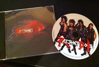"""RATCHET DOLLS - """"S/T"""" CD, Glam, Hair Metal, Hard Rock (Like Ratt, Crue, KIX)"""