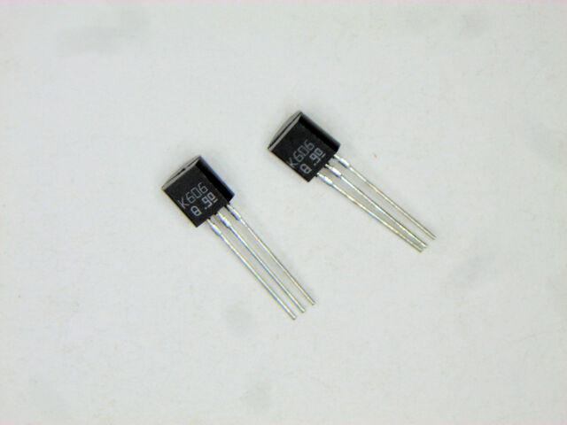 "Transistor 2 Pcs 2SC1667 /""Original/"" Panasonic Matsushita"