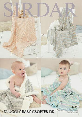 5295 1252,4673,4798,5210-5214 Sirdar perfectamente Bebé en patrones sólo £ 2.90