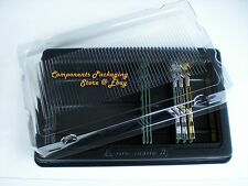 Desktop Memory Case Tray for PC DDR DDR2 DDR3 RAM DIMM Modules -10 fits 500  New