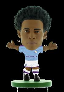 Soccerstarz Leroy Sane Man City Home Kit 2020 Figure