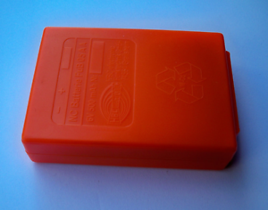 For HBC FUB05AA 6v 500mah Konecranes Remote Control Rechargeable Battery