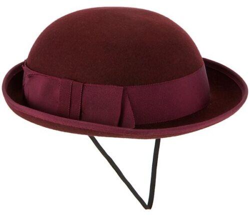 Traditional Girls Felt School Uniform Hats Many Colours /& Styles Adult Sizes