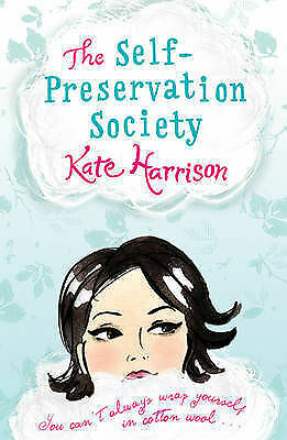 1 of 1 - KATE HARRISON THE SELF PRESERVATION SOCIETY___BRAND NEW