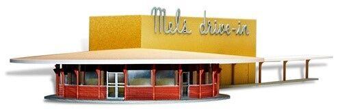 Moebius Models modello finito Mel's Drive-In  Burger Diner