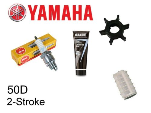 Yamaha 50D up to 1993 50hp 2-Stroke Outboard Service Kit
