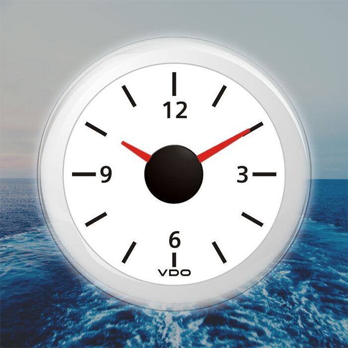 VDO Viewline Uhr Stiefel Anzeige Marine Stiefel Uhr 52mm 2