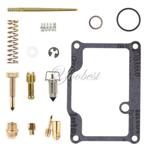 Carburetor Rebuild Repair Kit For Polaris Scrambler 400 1997 1998 1999 2000 2001