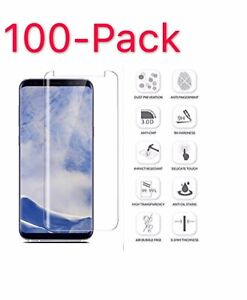 100x Real HD Premium Tempered Glass Screen Protector  For All Cell Phone