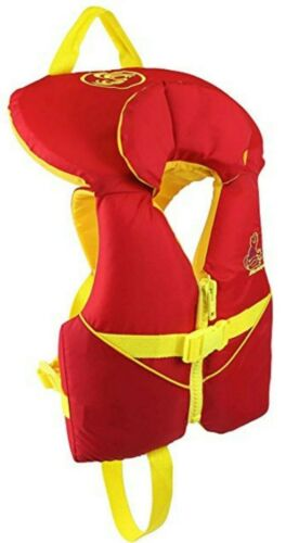 STOHLQUIST INFANT//TODDLER Life Jacket Coast Guard Approved Life Vest