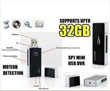 PENDRIVE SPIA U9 NASCOSTA 720*480 PEN USB SPY CIMICE VIDEO SENSORE MOVIMENTO