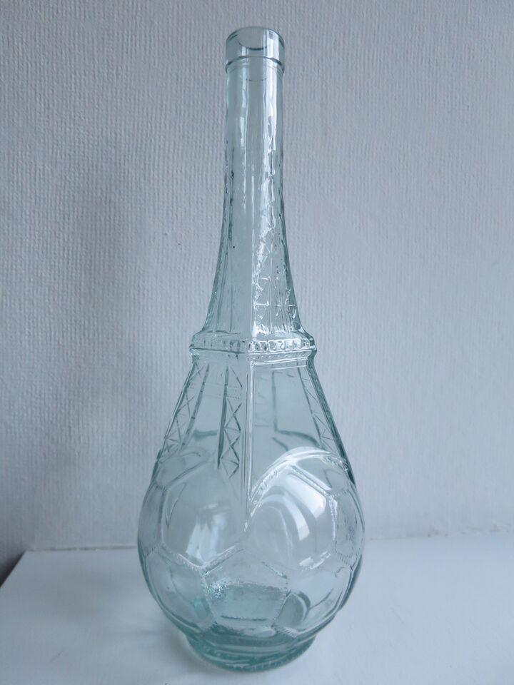 Flasker, X - FLASKE formet som Eiffeltårnet