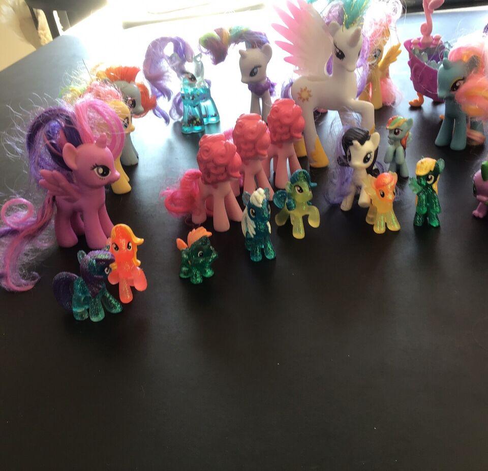 My Little Pony, Ponies, My litteratur pony