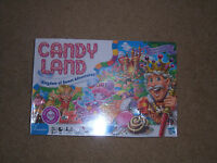 2010 Hasbro Candy Land Board Game Factory Sealed W/ Small Dent/rip On Box