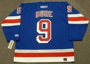 a8495581a92 PAVEL BURE New York Rangers 2003 CCM Throwback NHL Hockey Jersey