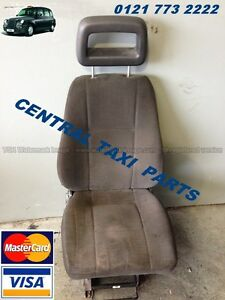 London Taxi TX1 TX2 TX4 Front Used Drivers Seat
