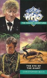Dr-Doctor-Who-Missing-Adventures-Book-THE-EYE-OF-THE-GIANT-Mint-New