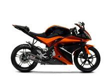 Fairing Kit For Yamaha YZF-R125 2008 2009 2010 2011 2012 2013 Black Orange