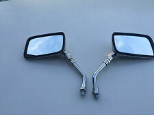 BRAND NEW CHROME E-MARKED RECTANGULAR Mirrors Suzuki Bandit GSX1400 SV650 SV1000