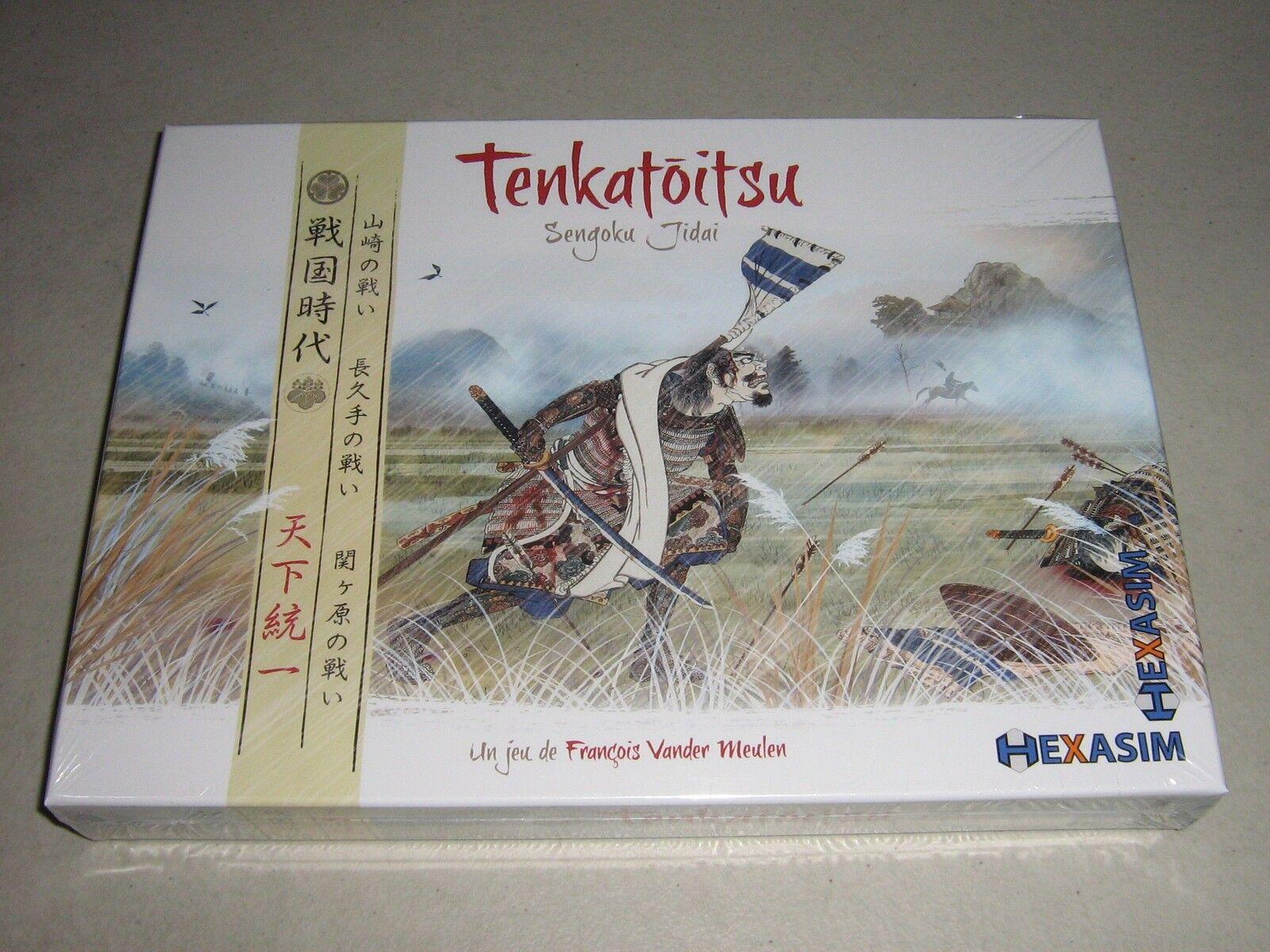 Tenkatoitsu  Sengoku Jidai (New)