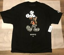e184172b103 Disney Collection By Neff Mickey Mouse T-Shirt Men s Size XXL Black
