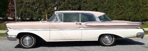 Get noticed in this beauty ~ 1958 Mecury Montclair Coupe