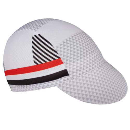 Bike Bicycle Cycling Cap Hat Sunhat Suncaps White Black One Size Men Women Sport