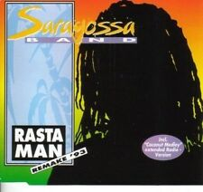 Saragossa Band Rasta man-Remake '93 [Maxi-CD]
