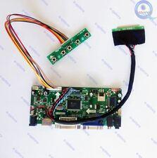 HDMI+DVI+VGA LCD Controller Converter Board Monitor Kit for LP121WX3-TLA2