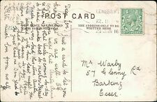 Len Warby. 57 Glenny Road, Barking, Essex. 1916.  JD208