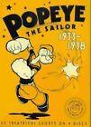 Popeye The Sailor 1933-1938 Vol One 0012569797963 DVD Region 1