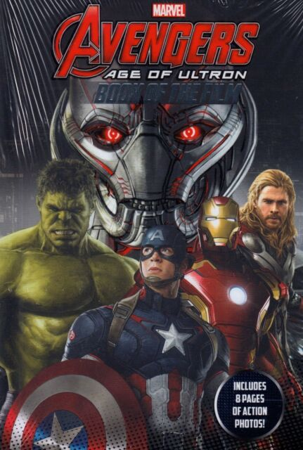 Marvel Avengers: Age of Ultron Book of the Film by Parragon NEW (Paperback, 2015