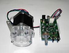 12V Schlauchpumpe Dosierpumpe Nema Schrittmotor Prozessor Steuerung