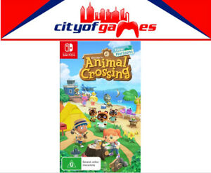 Animal Crossing New Horizons Nintendo Switch Game Brand New In