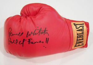 Pernell-Whitaker-Signed-Everlast-Boxing-Glove-w-COA-Sweet-Pea-Hall-Of-Fame-1