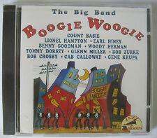 Boogie Woogie:The Big Ban [IMPORT] by Various Artists (Oct-1994, Salud)