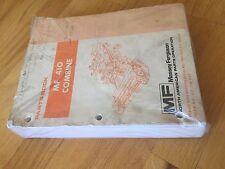 Massey Ferguson Tractor Parts Book Catalog Manual Combine Mf 410 Big