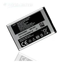ORIGINAL Akku accu battery Batterie AB463446BU für Samsung SGH-E250i / GT-C3520