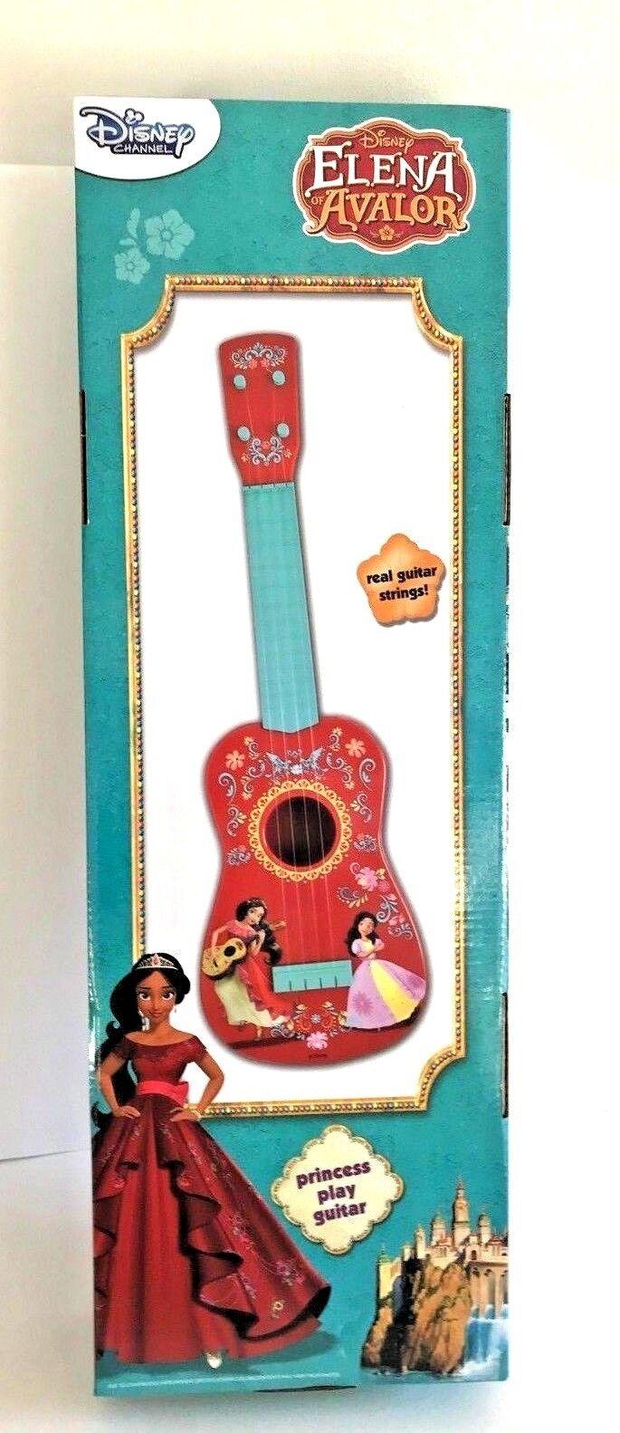 Elena of Avalor Guitar Princess Play Guitar Avalor ec228d