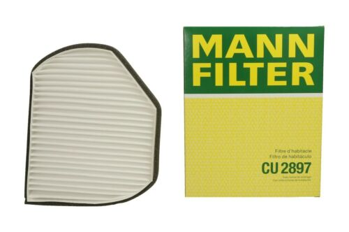 Filter Innenraumluft CU 2897 MANN-FILTER